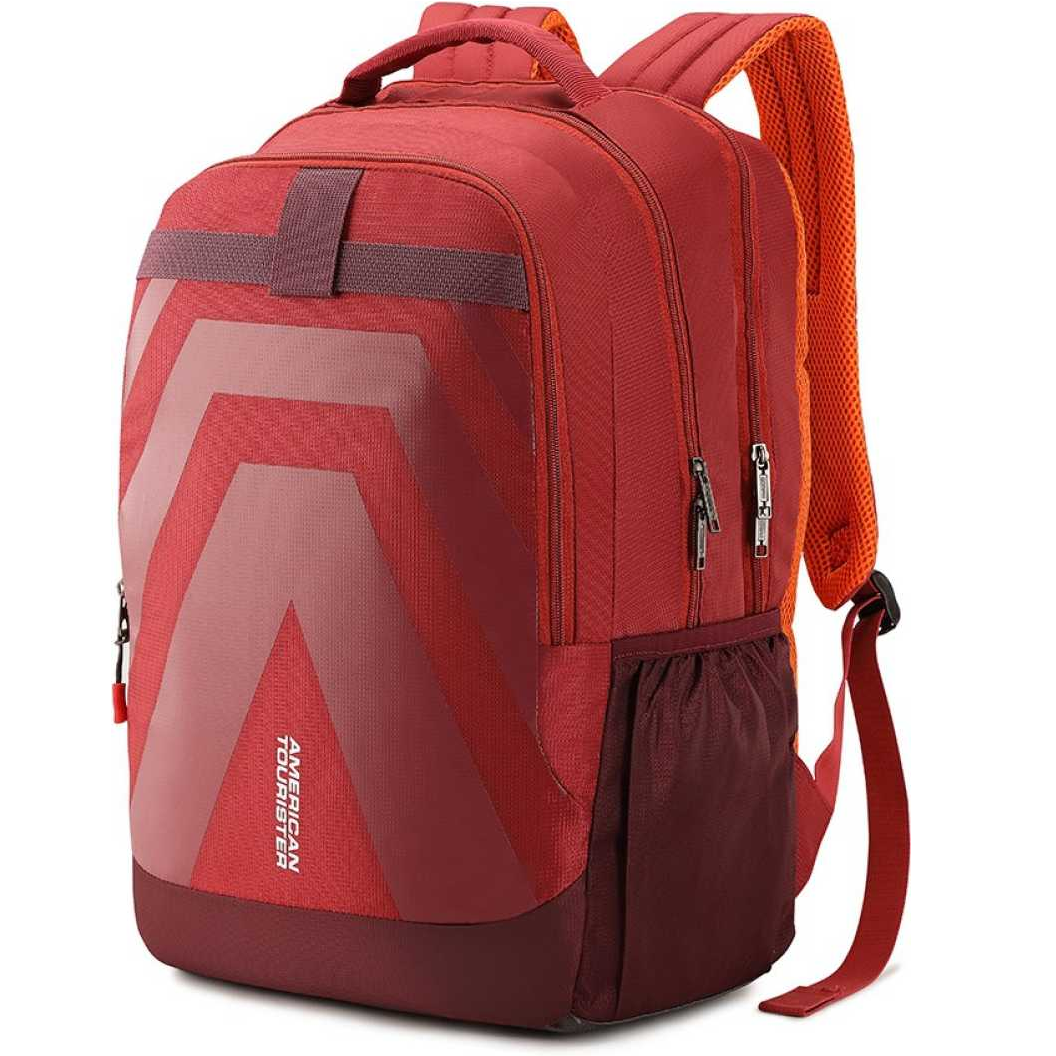 JET BACKPACK 04-RED 34 L Backpack  (Red)