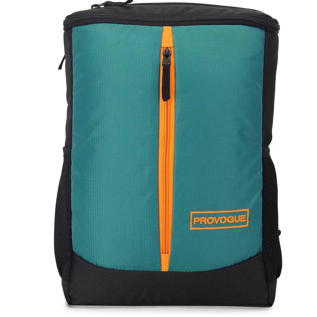 STYLE BLOCKED 28 L Backpack  (Blue, Black)