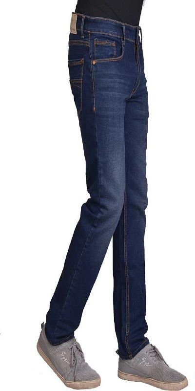Slim Men Blue Jeans