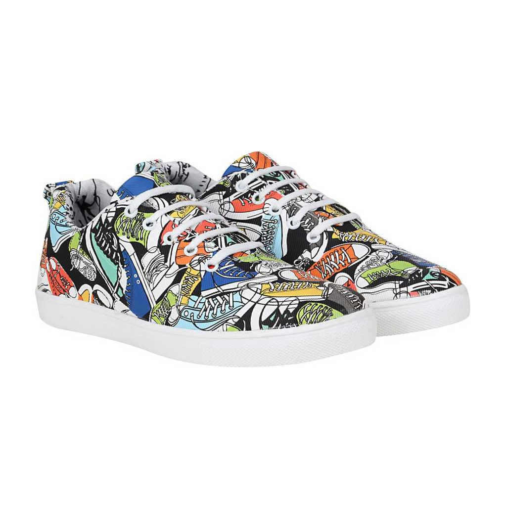 Casuals,Party Wear Sneakers For Men  (Multicolor)
