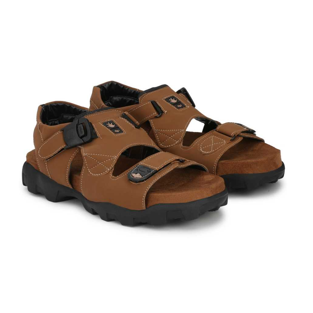 Men Brown Casual Sandal