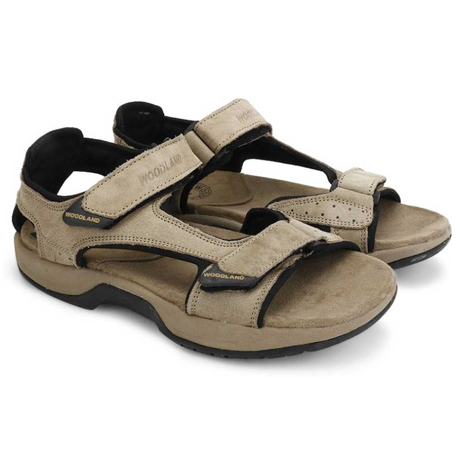 Men Khaki Sports Sandals Sandal