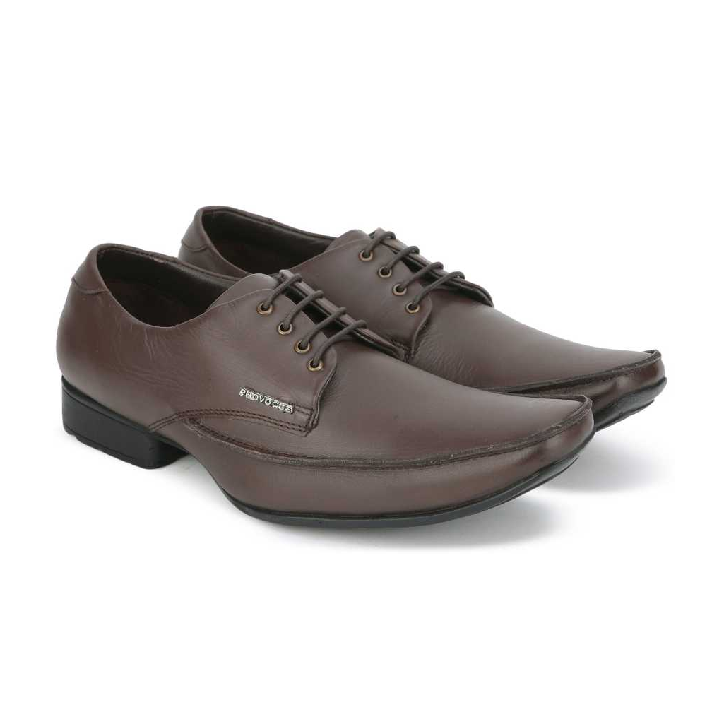 Lace Up For Men  (Brown)