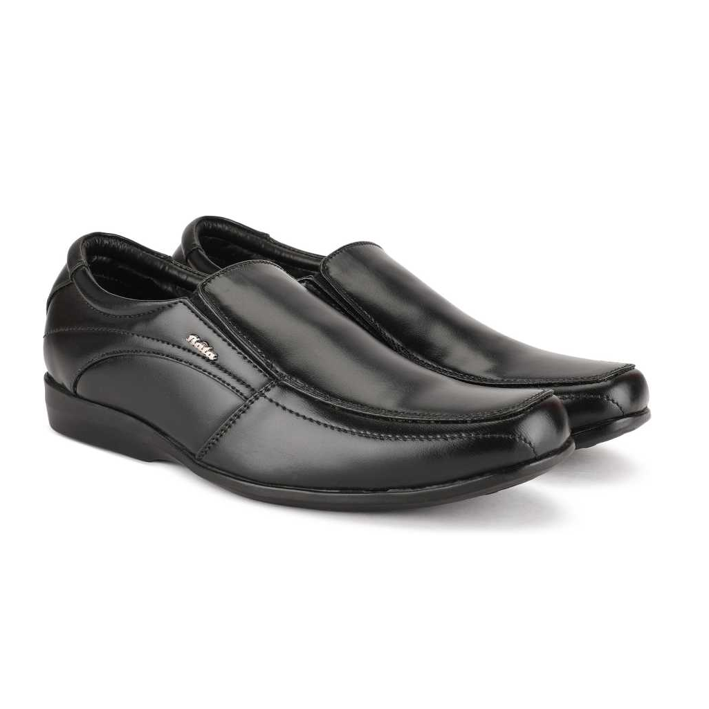 Slip On For Men  (Black)