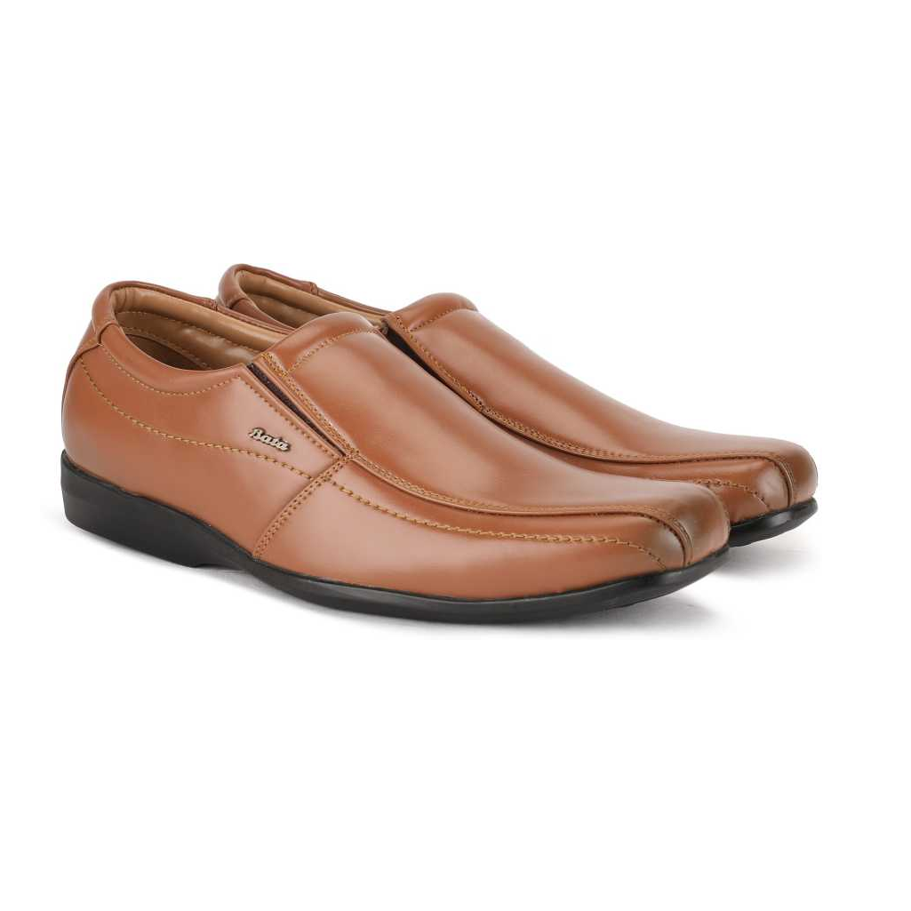 Slip On For Men  (Tan)