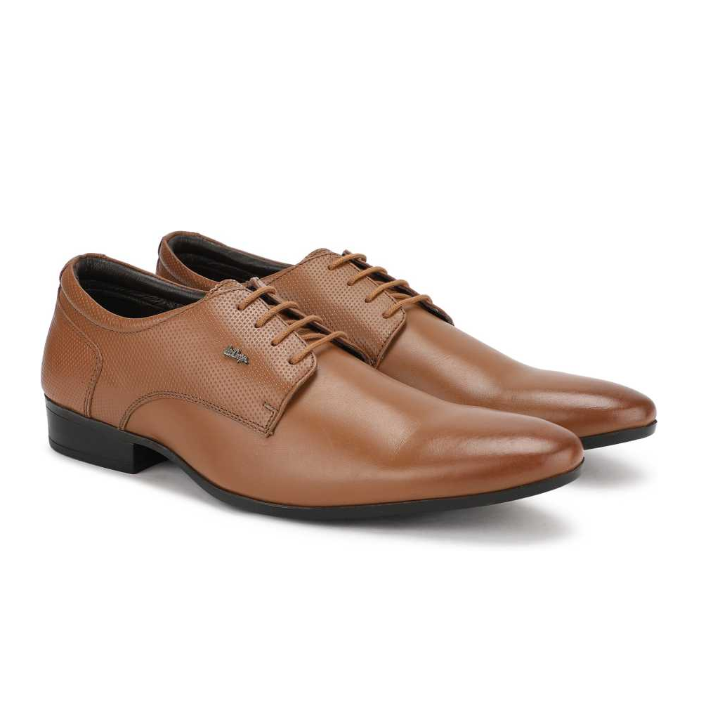 Lace Up For Men  (Tan)