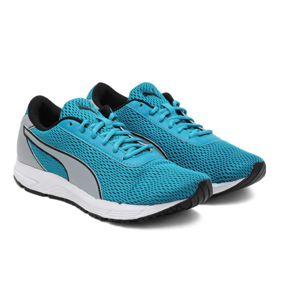 Metal Knit IDP Wn s Running Shoes For Women  (Blue)