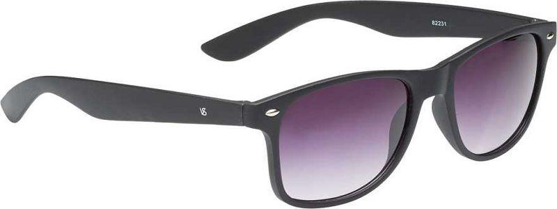 Gradient, UV Protection Wayfarer, Round Sunglasse