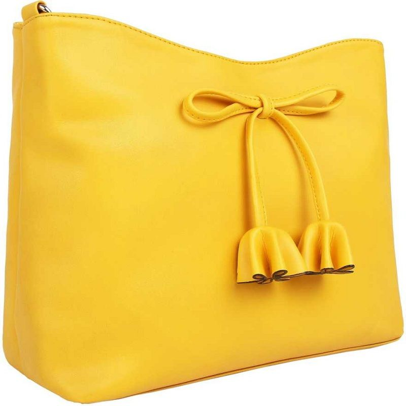 Yellow Women Sling Bag