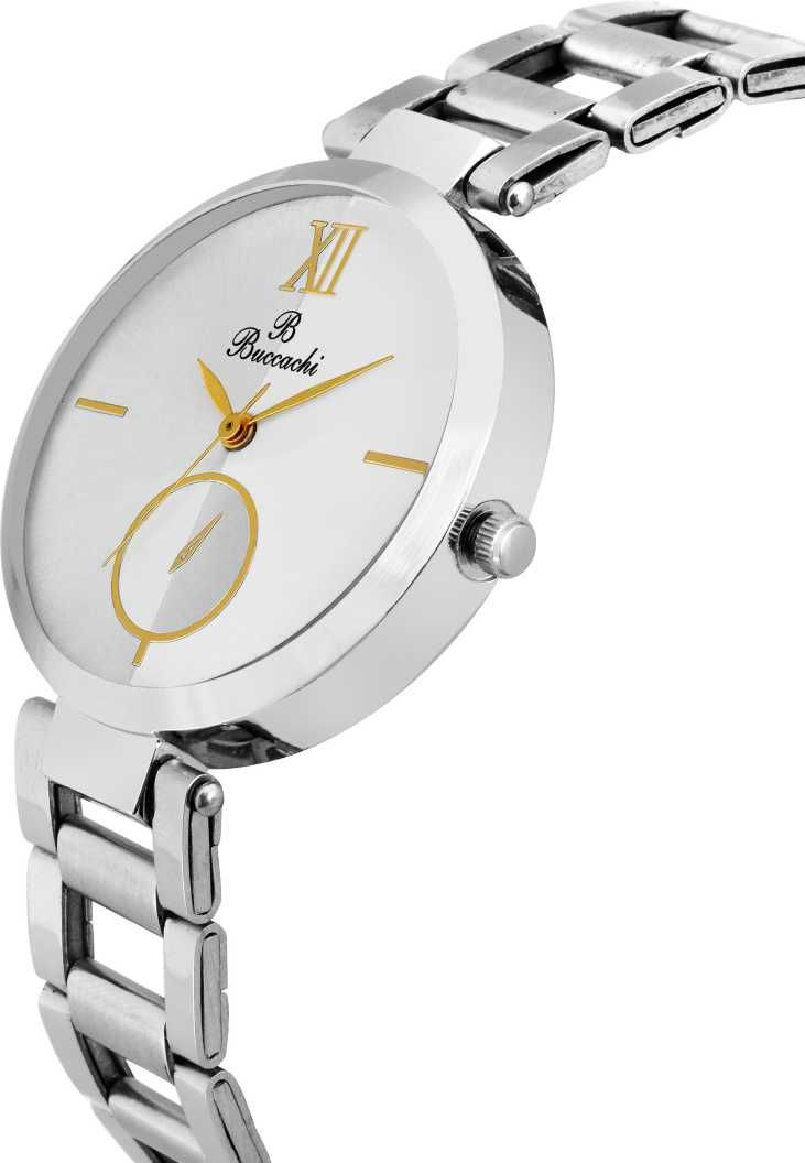 B-L1044-WT-CH AWESOME WHITE DIAL