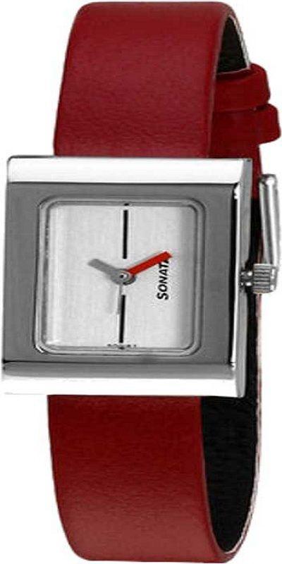 8102SL03C Analog Watch - For Women